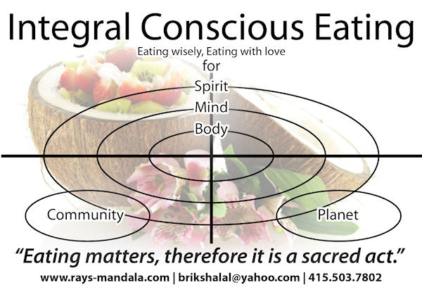 Integral Conscious Eating